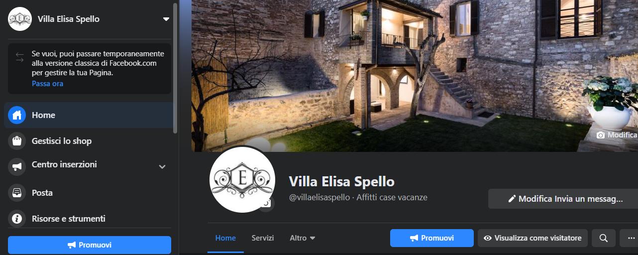 Villa Elisa Spello